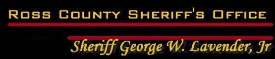 Ross County Sheriffs Office